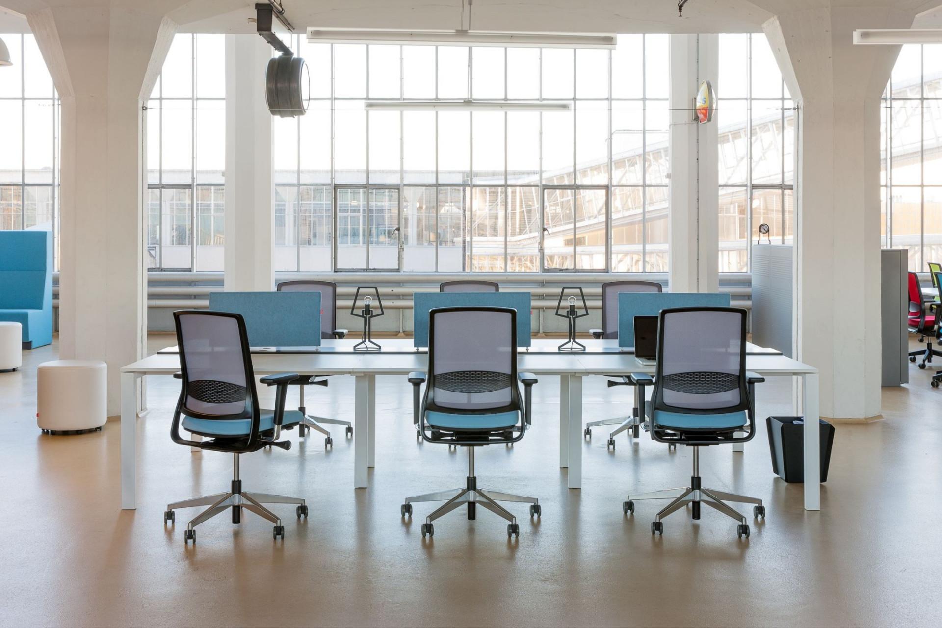 Gispen Zinn Bureaustoel.Gispen Zinn Inside Inside